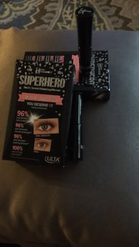 2 New IT Cosmetics Mini Mascaras Laredo, 78043
