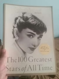 the 100 greatest stars of all time book Maryland, 21085