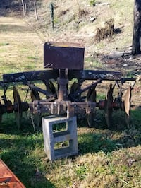 Multiple pieces of farm equipment.  Prices are somewhat negotiable..