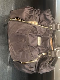 Diaper bag and nursing pillow together great deal! Very good