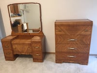 1940's complete bedroom set Edmonton, T5W 0M9