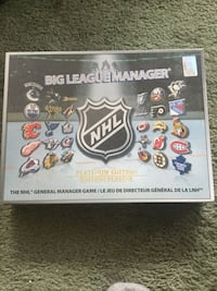 Brand new The NHL general manager game Toronto, M9B 1G5