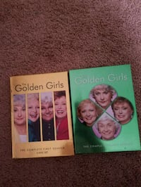 first and 4th season of the golden girls  Lowell, 46356