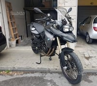 Bmw f 800 gs - 2009 tree black tratt.le Baronissi