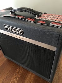 Fender Bassbreaker 15 Tube Amp Washington, 20018