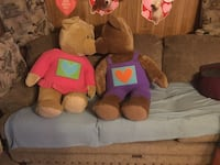 brown and beige bear plush toys Syracuse, 13211
