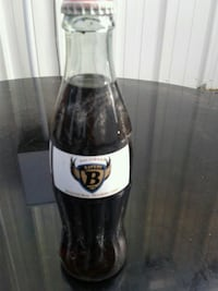 Collectible Baltimore Ravens Coke Bottle.  Thurmont, 21788
