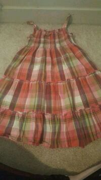 Girls Plaid Dress Calgary, T2B 2V1