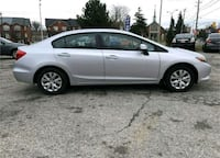 2012 Honda Civic parting out I have 2012 Honda Civic I'm parting out this car if you  needs any parts please call or text  [PHONE NUMBER HIDDEN] 012 Brampton, L6R 1C3