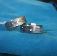 Matching stainless bands size 7 & 9 Kingsport