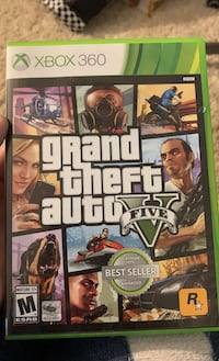 X box 360 grand theft Auto game Alexandria, 22308