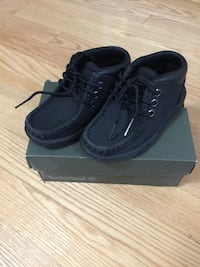 Timberland shoes, toddler size 9