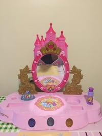 Disney princess sing and shimmer table top vanity Epping, 03077