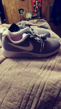 pair of gray Nike running shoes Sonoma, 95476