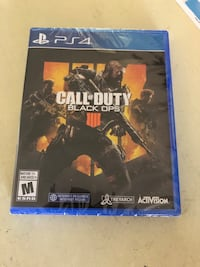 Call of Duty Black Ops 4 (NEW) *Never Opened* Toronto, M3H 3R5