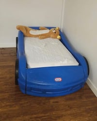 Kids bed mattress included
