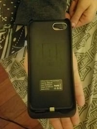 black Otter Box iPhone case Pawtucket, 02860