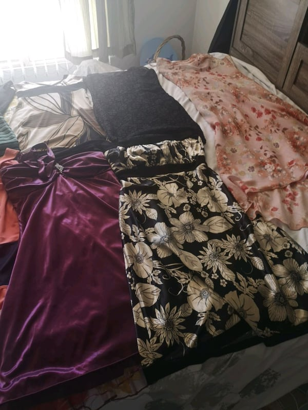 Dresses for sale! Willing to make a deal! fe2ea80d-21b9-4548-8d68-bb88dc6c7a7d