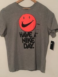 Have a Nike day tshirt brand new mens XL 420 mi
