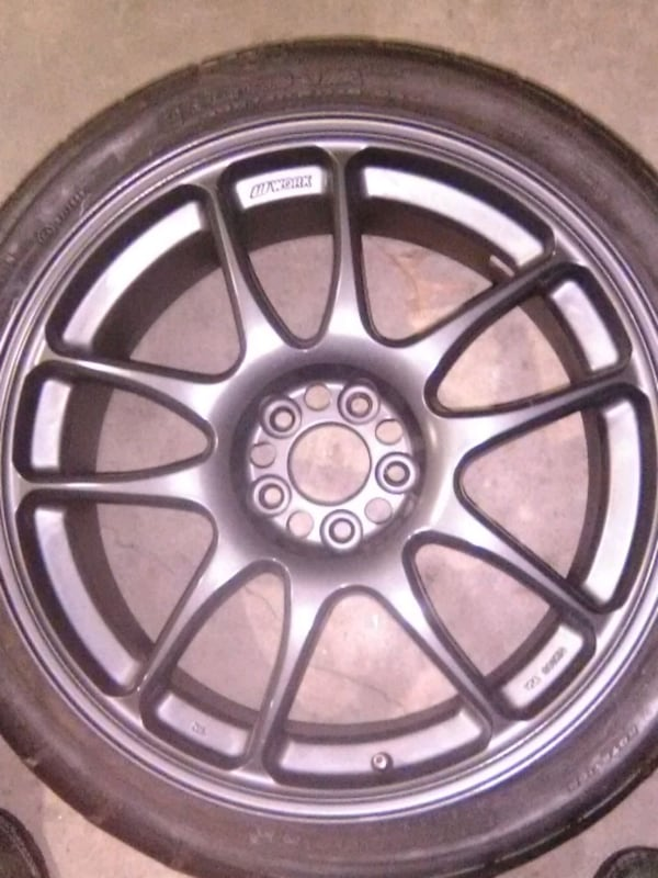 Rims for sale not tires they are no good 001fc988-dc99-434e-a598-9faff0a6ddbc