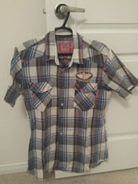 Mens Short Sleeve Super Fly Whitby, L1R