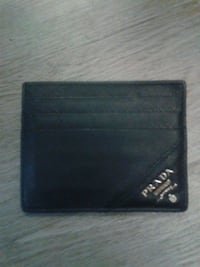 100% REAL PRADA CARD HOLDER  Vancouver, V6B 6N9