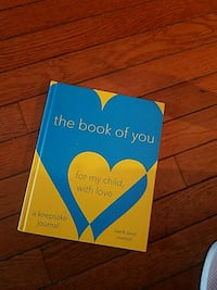 THE BOOK OF YOU...FOR MY CHILD WITH LOVE Brooklyn, 11236
