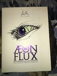 Aeon flux complete collection DVDs  High Point, 27260