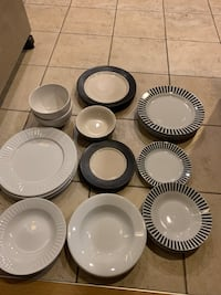 Dishes. All for $30 OBO Toronto, M9C 4B2
