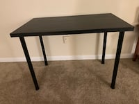 Black ikea desk/table Bethesda, 20814