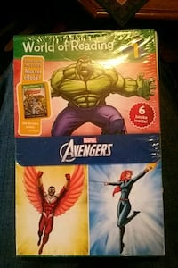 "WORLD OF READING ""ADVENGERS"" Tillsonburg, N4G 3L5"