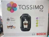 Bosch Tassimo T12 Multi Beverage Maker, Single Cup Home Brewing Mississauga