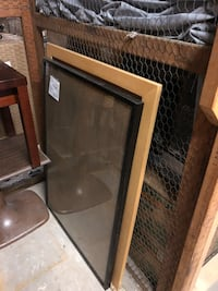 Two oversized picture frames excellent condition  Washington, 20201