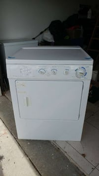white front load dryer Palm Bay, 32909