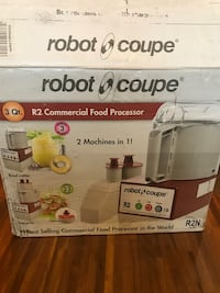 Robot Coupe R2N Food Processor