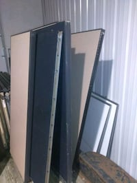 black and gray wooden cabinet Lansing, 48910