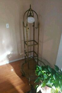 Gold lamp for 40 Culver City, 90232