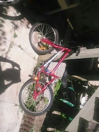 red and black BMX bike Mississauga, L5A