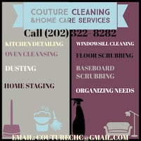 House cleaning Capitol Heights, 20743