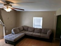 2 Piece Sectional Sofa - SOLD Bladensburg, 20710
