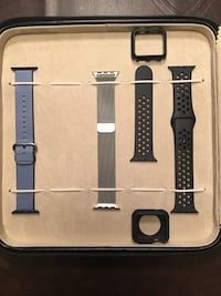 38mm Apple Watch bands (package deal)
