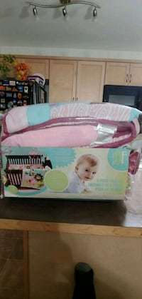 Brand New & Never Been Used 5-piece Crib Set Calgary, T3S