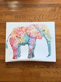 Elephant picture  Guelph, N1H