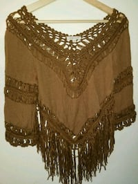 Soft, Coffee Tassle Top