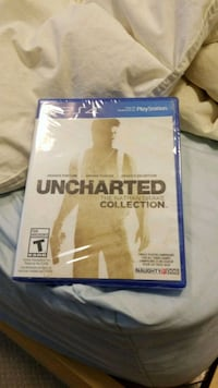 Uncharted The Nathan Drake Collection PS4 game case Surrey, V4N 6L8