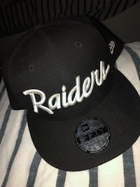 Raiders SnapBack New era  Carson, 90745