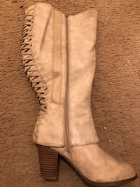 Tan Boots from Torrid