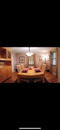 High quality formal dining room set Saanich, Victoria
