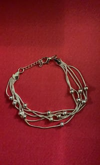 Sterling Mexican Ball Bracelet