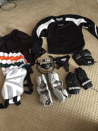 Lacrosse equipment.  Consider Any offers